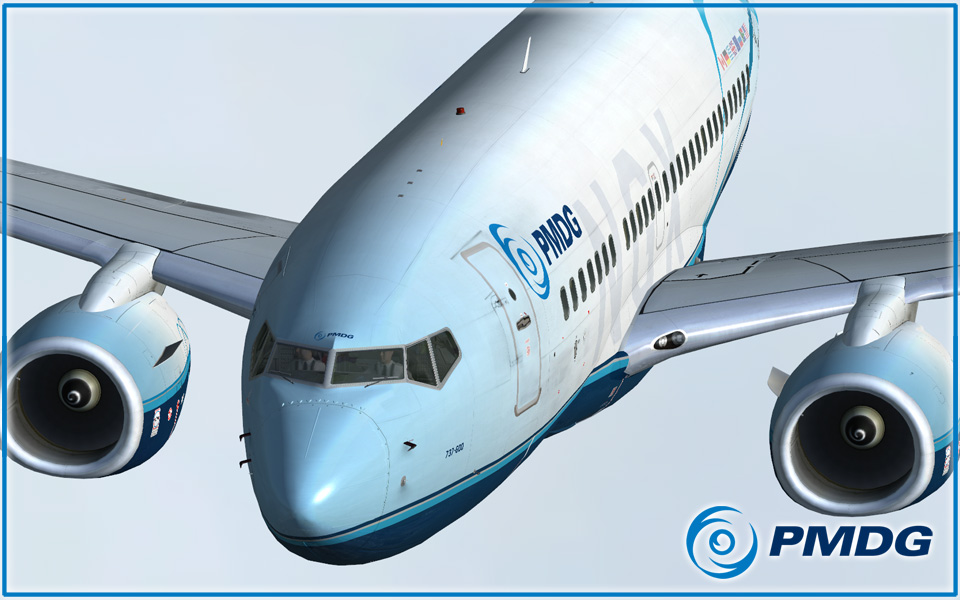 PMDG 737 NGX Expansion Pack 600/700 for FSX