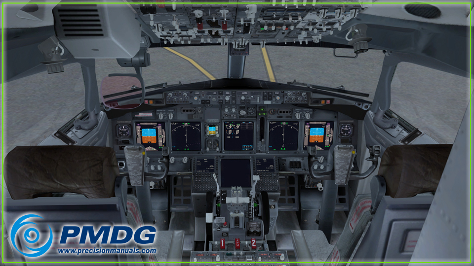PMDG 737 NGX Expansion Pack 600/700 for P3D