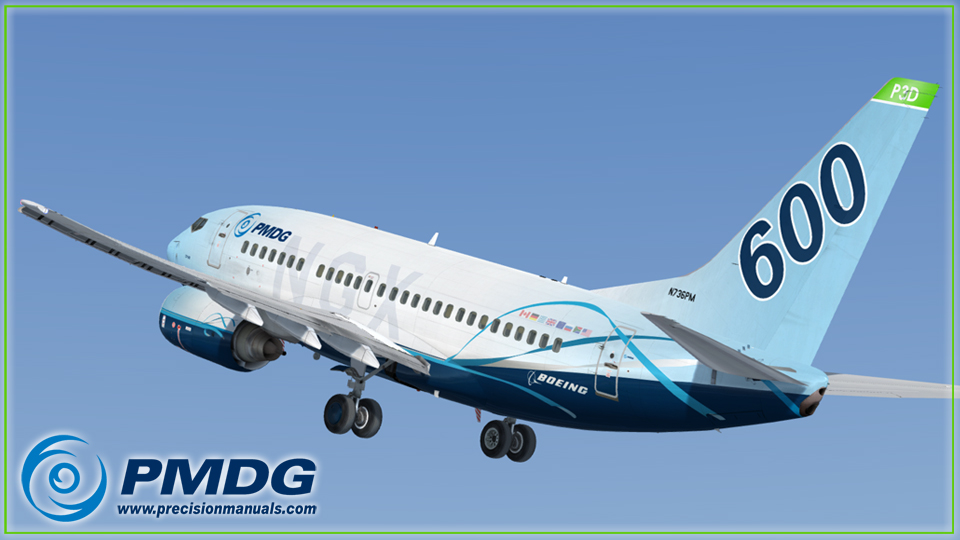 PMDG 737 NGX Expansion Pack 600/700 for P3D V4 | Aerosoft Shop