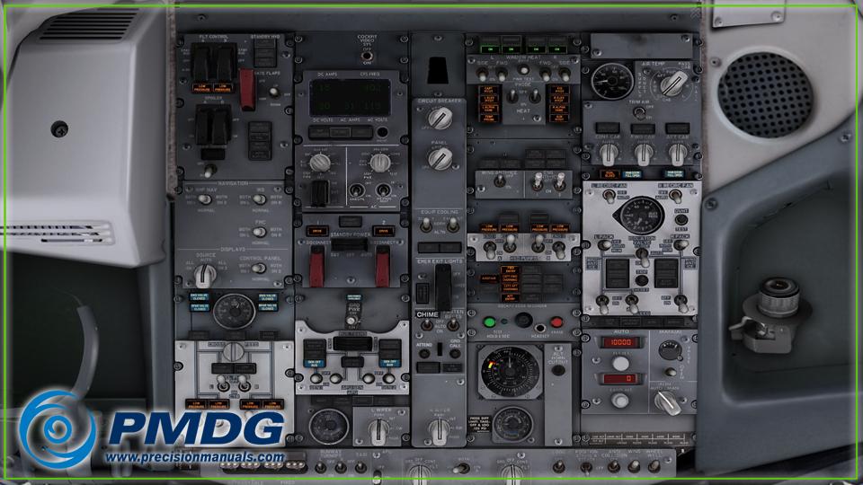 PMDG 737 NGX Expansion Pack 600/700 for P3D V4 | Aerosoft US