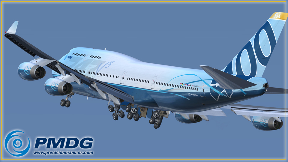 Pmdg 747 p3d | [FSX/P3D] PMDG 747 Queen of the Skies II (Crack V2