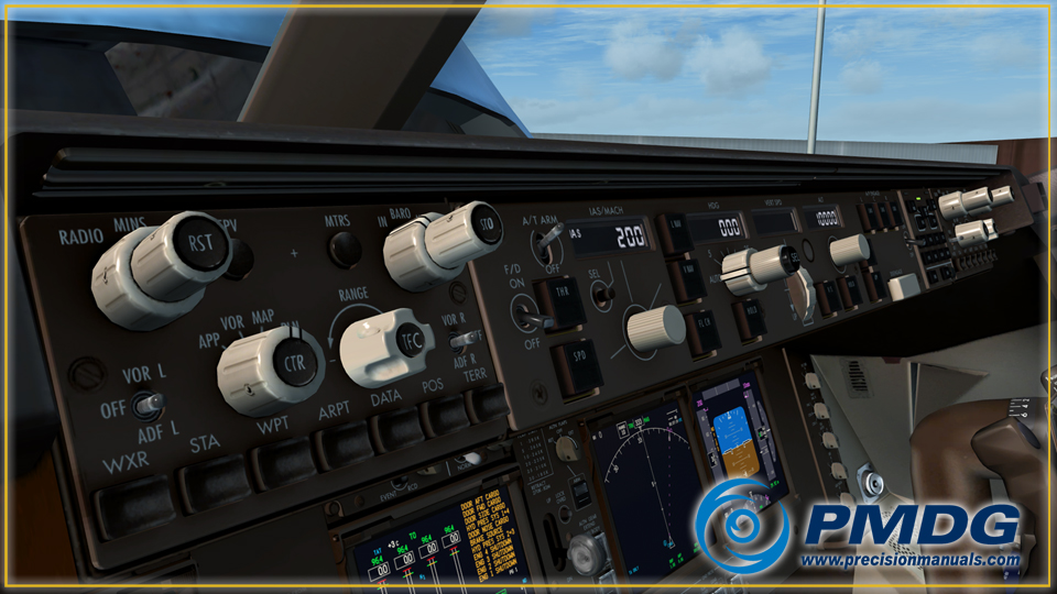 PMDG 747-8 Queen of the Skies II Expansion Pack for FSX