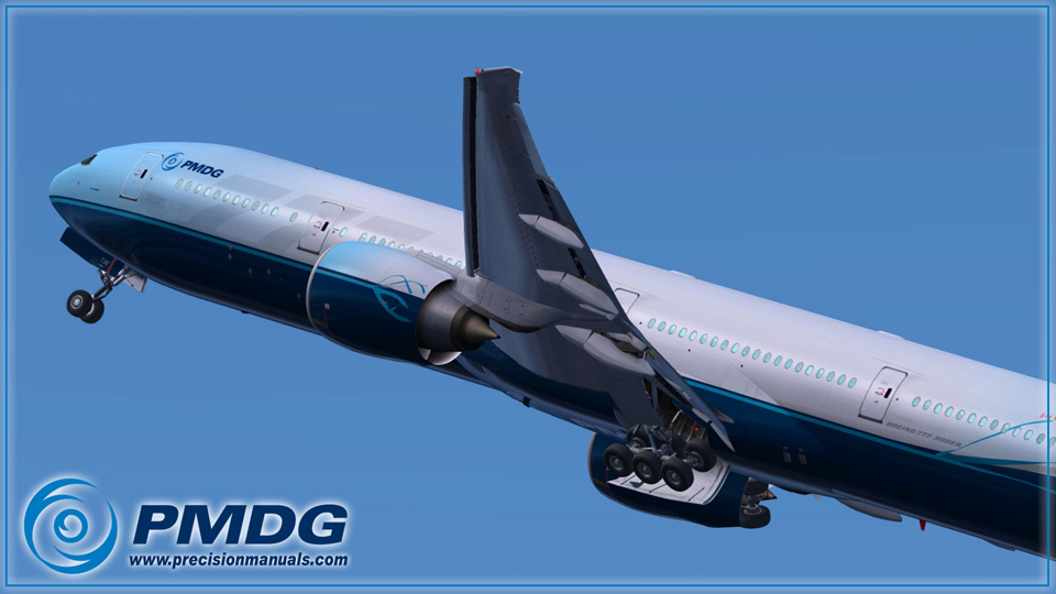 PMDG 777-300ER Expansion Pack for FSX