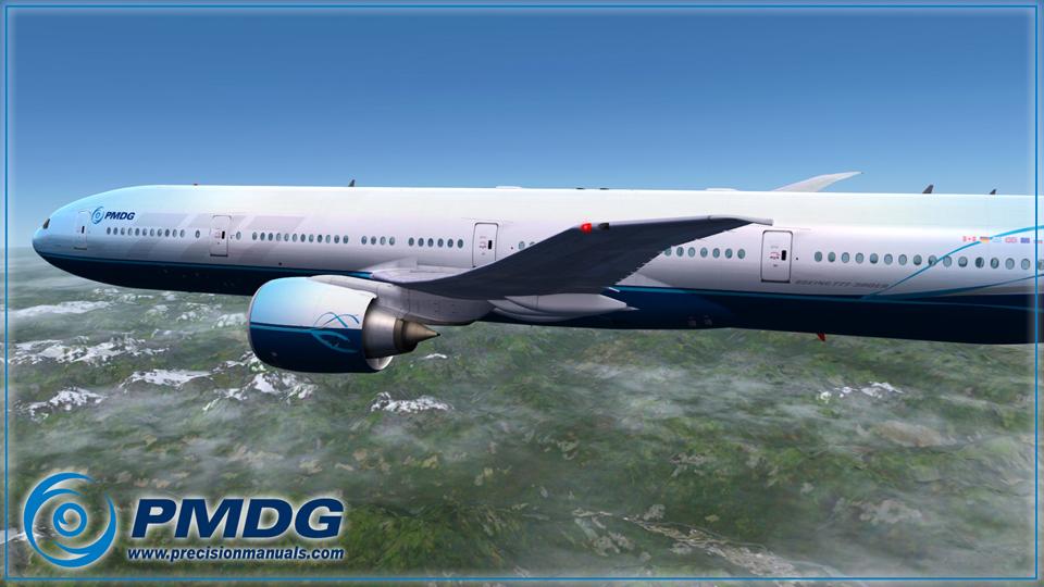 PMDG 777-300ER Expansion Pack for FSX | Aerosoft Shop