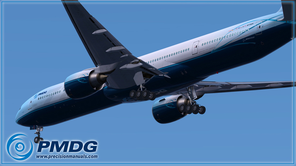 PMDG 777-300ER Expansion Pack for FSX | Aerosoft Shop