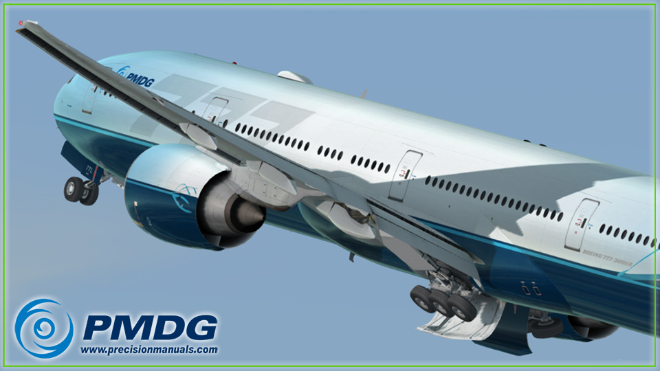 PMDG 777-300ER Expansion Pack for P3D V4
