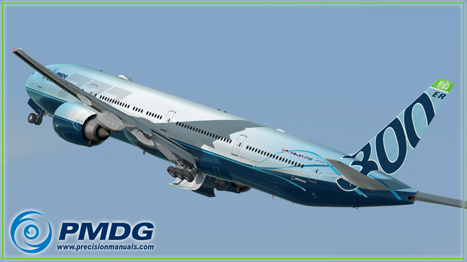 PMDG 777-300ER Expansion Pack for P3D