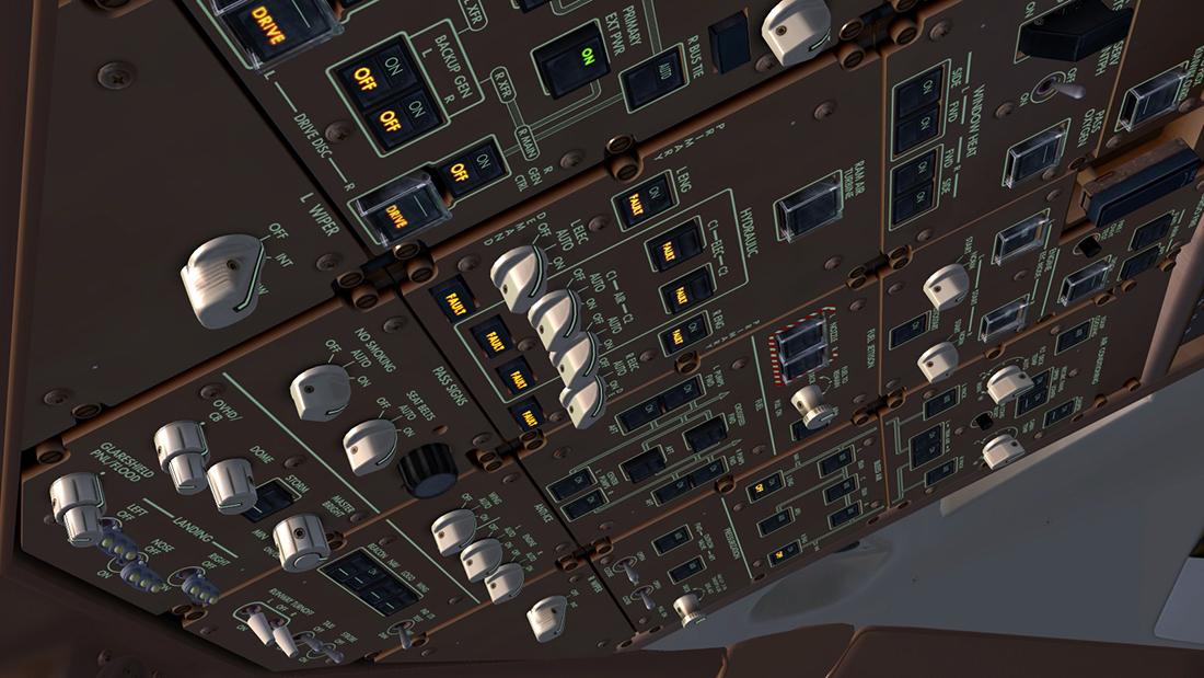 PMDG 777-200LR/F for P3D V4 | SimWare Shop