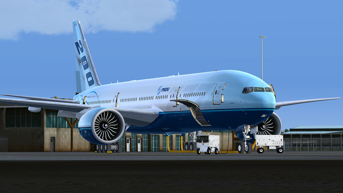PMDG 777-200LR/F for P3D V4 | SimWare Shop