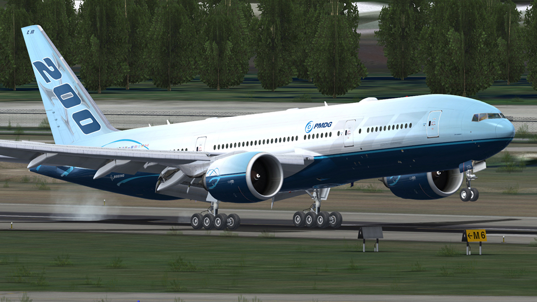 PMDG 777-200LR/F for FSX | Aerosoft Shop