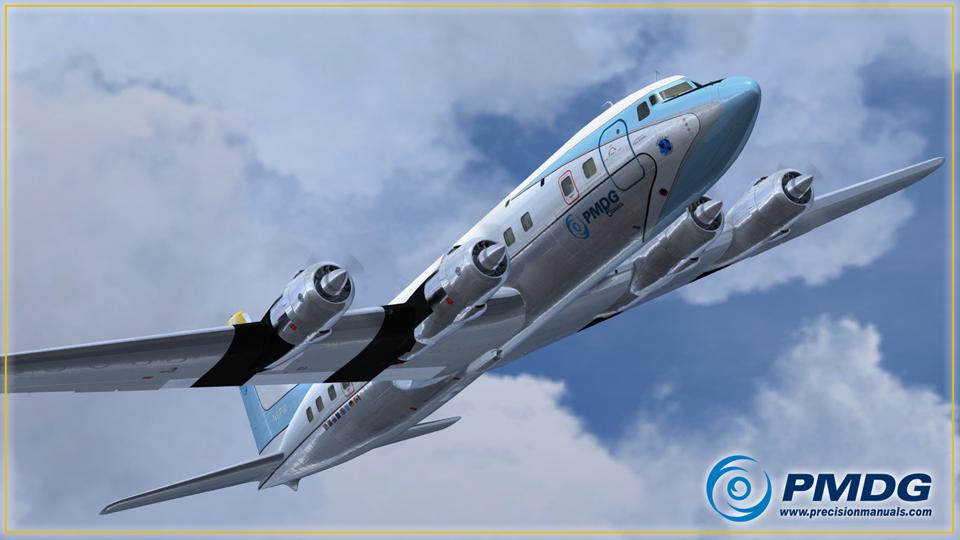 PMDG Douglas DC-6 Cloudmaster for FSX | SimWare Shop