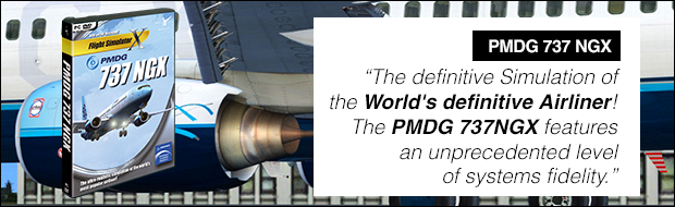 PMDG 737 NGX Expansion Pack 600/700 for FSX | Aerosoft Shop