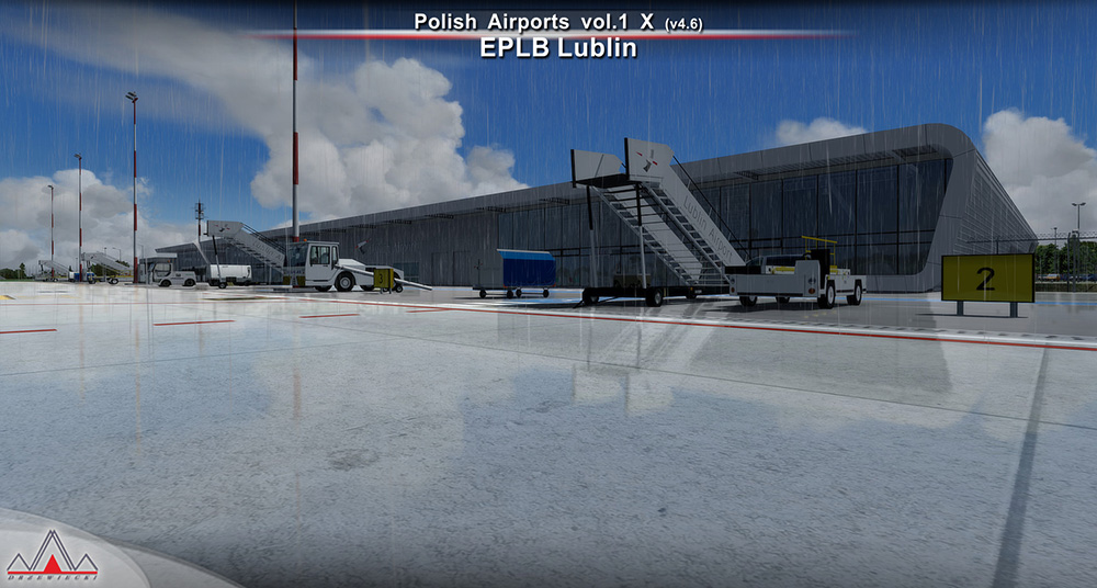 Polish Airports Vol. 1 X (v4)
