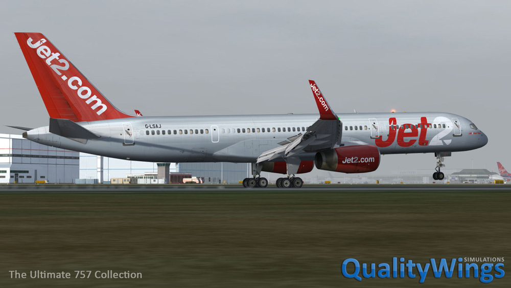 QualityWings - The Ultimate 757 Collection for Prepar3D V4