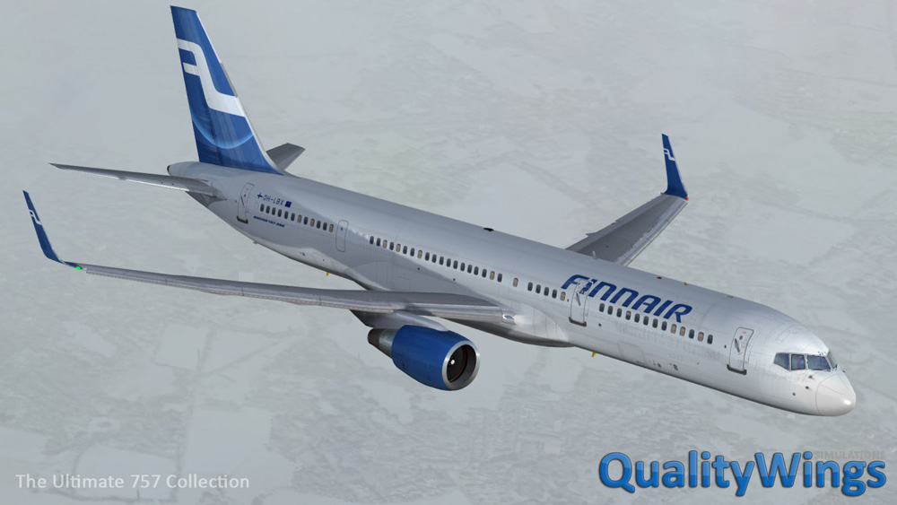 QualityWings - The Ultimate 757 Collection for P3D V4
