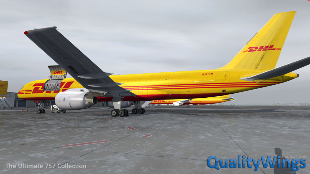 QualityWings - The Ultimate 757 Collection for FSX