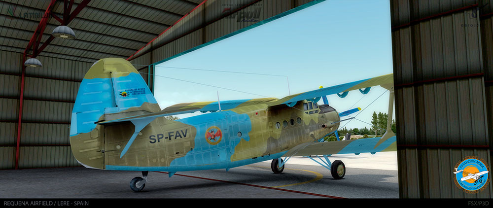 Spanish Airfields: Requena X | Aerosoft Shop