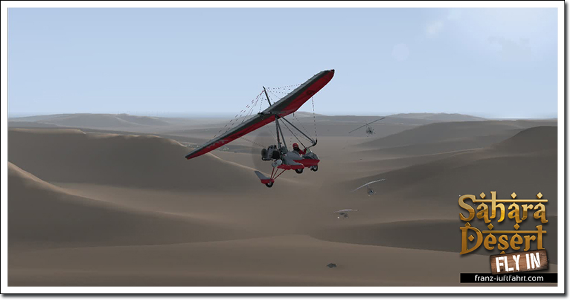 Sahara Desert Fly-In