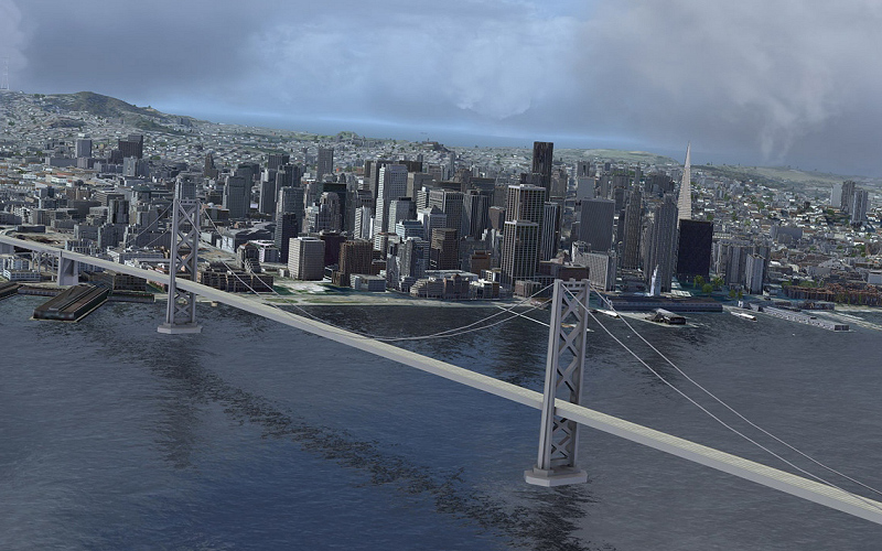 [FSX] Aerosoft - US Cities X: San Francisco PC
