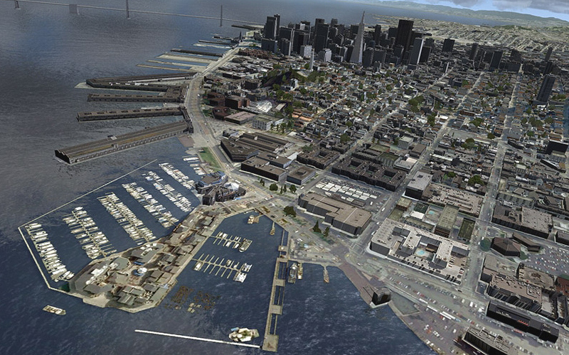 US Cities X - San Francisco   Aerosoft US Shop