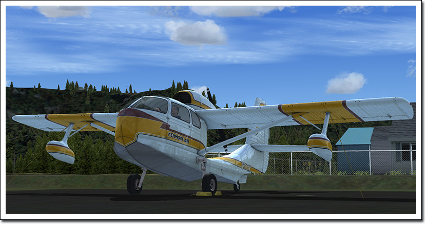 KCFS Republic RC-3 Seabee