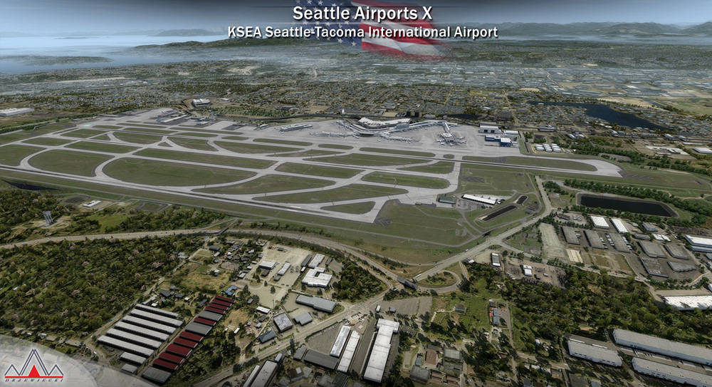Seattle Airports X | Aerosoft US Shop