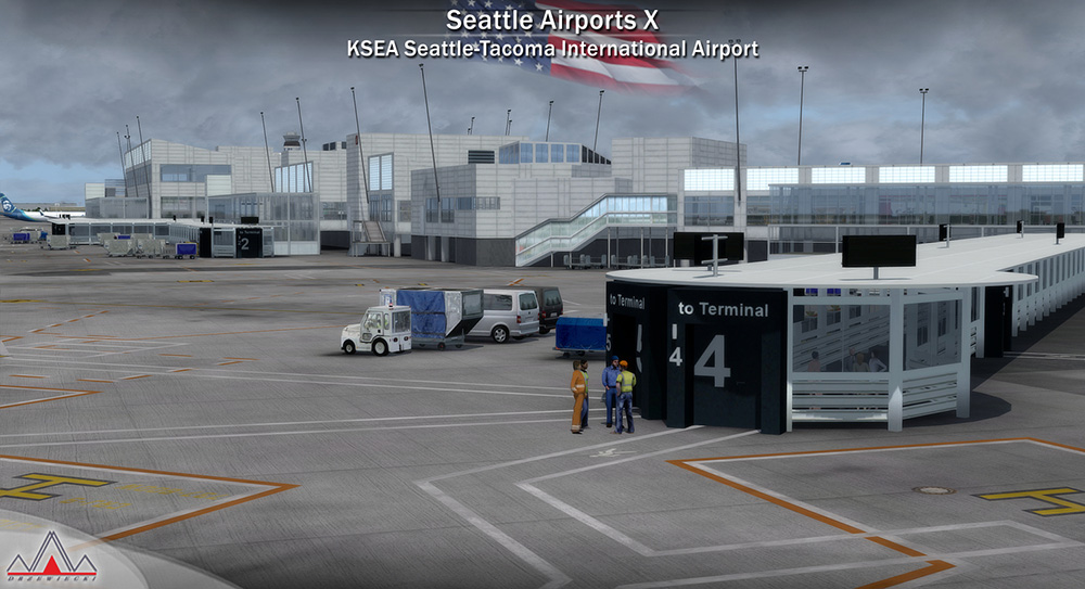 Seattle Airports X