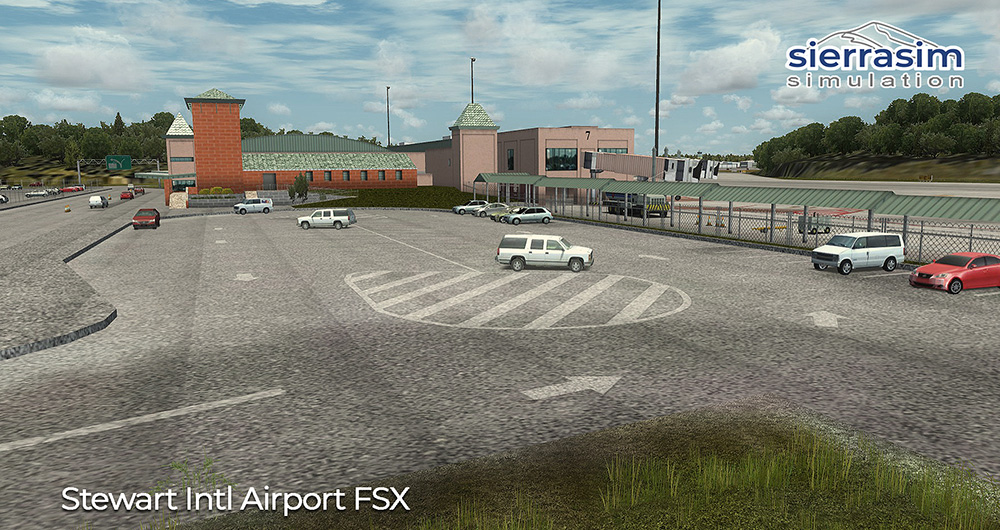 KSWF - New York Stewart International Airport FSX