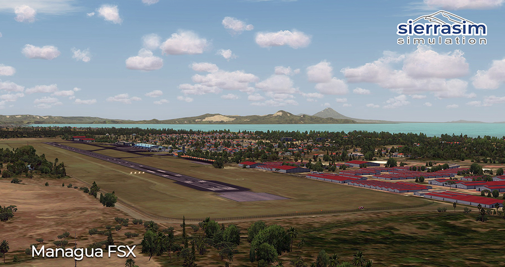 MNMG - Augusto C. Sandino International Airport FSX