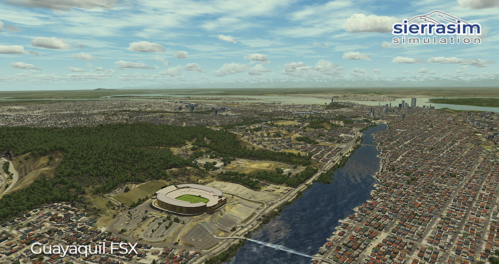 SEGU - Jose Joaquin de Olmedo International Airport FSX