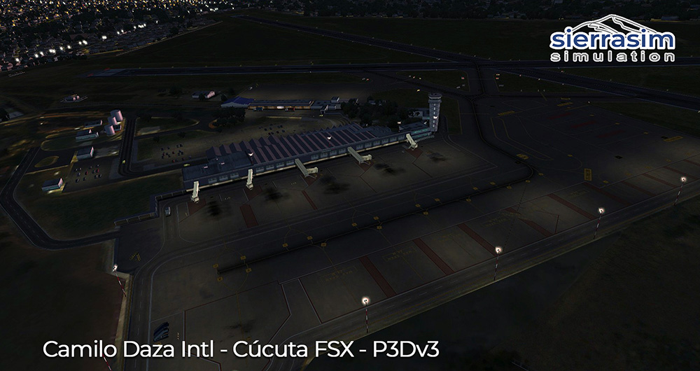 SKCC - Camilo Daza International Airport FSX