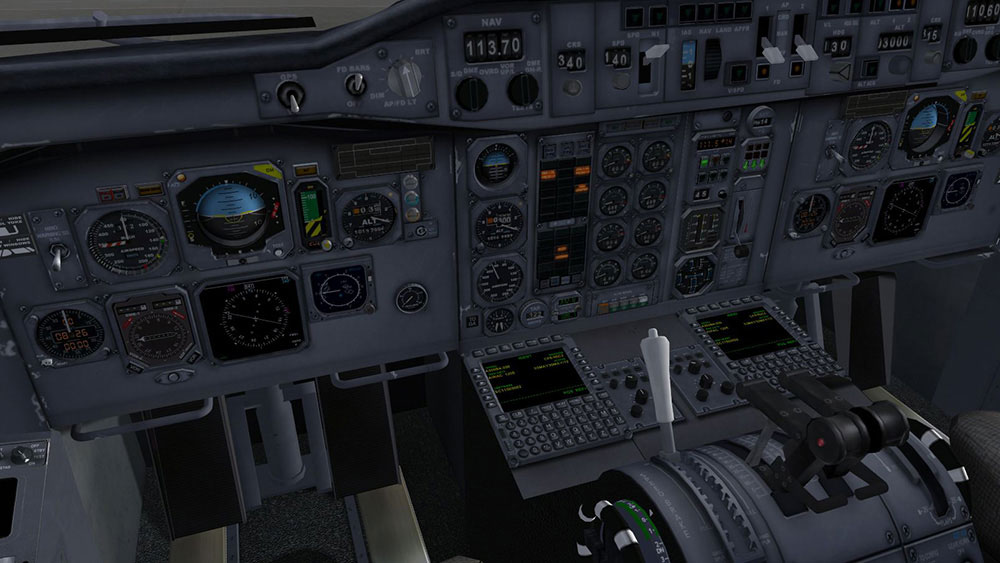SimCheck A300 FMC Upgrade for SimCheck A300 | Aerosoft Shop