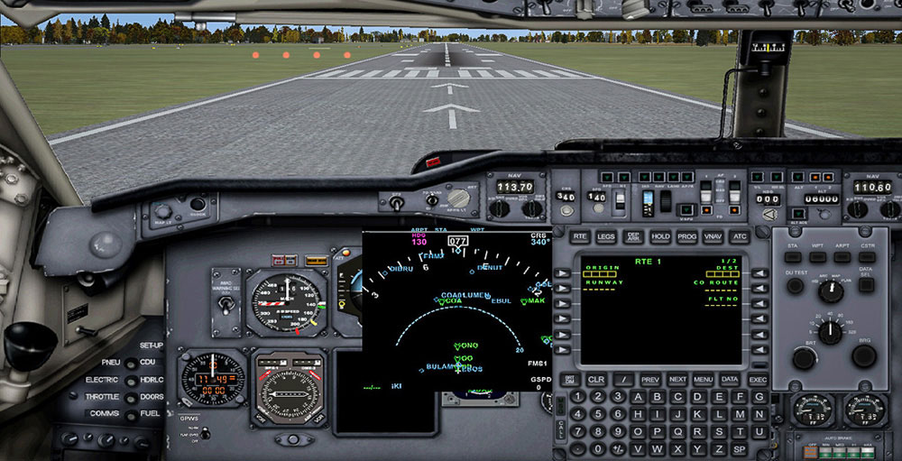 SimCheck A300 FMC Upgrade for SimCheck A300 | Aerosoft Shop