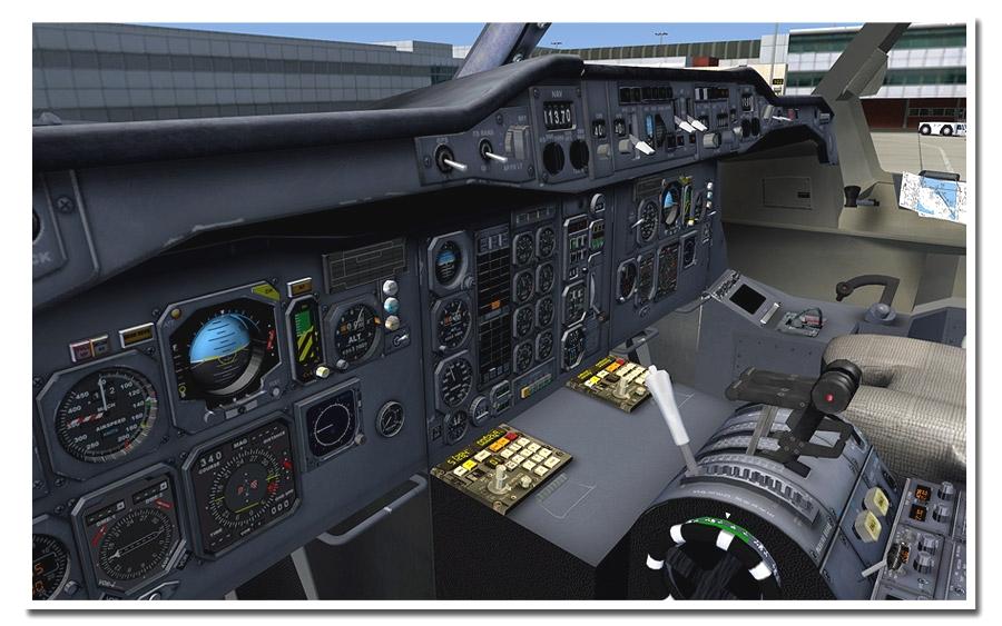 Simcheck airbus a300 b4-200