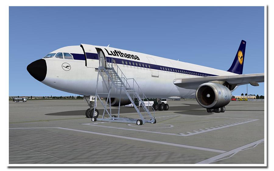 SimCheck Airbus A300 B4-200 | Aerosoft Shop