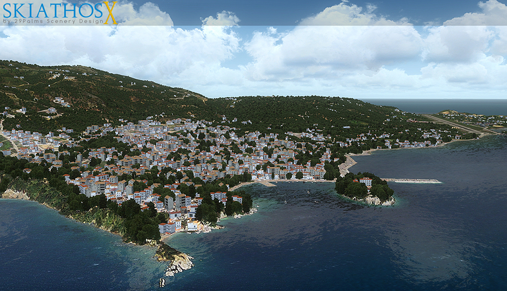 Skiathos X - The Greek St. Maarten