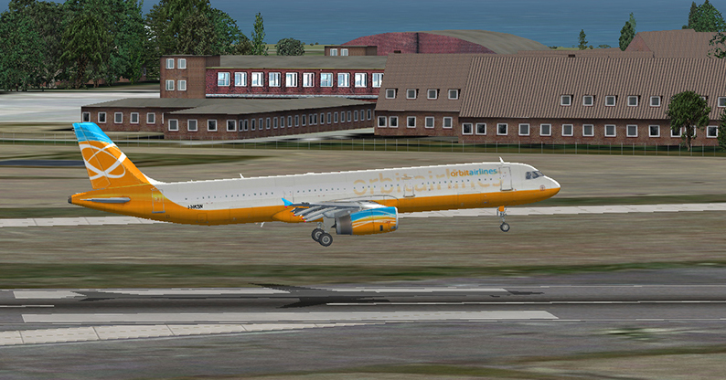 VFR Airfields - Sylt-Westerland (EDXW)