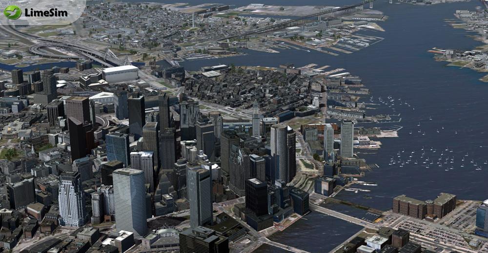 US Cities X - Boston | Aerosoft Shop