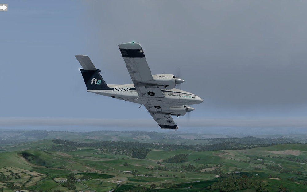 VFR Real Scenery NexGen 3D – Vol. 2: Central England & North Wales