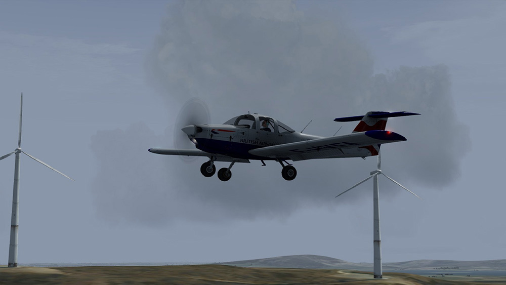 VFR Real Scenery NexGen 3D – Vol. 4: Scotland