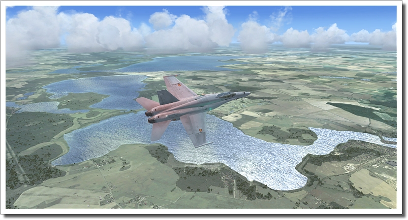 VFR Germany 2 - North
