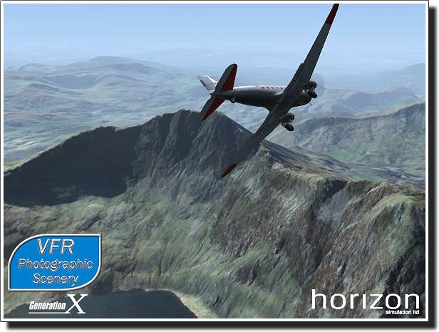 VFR England & Wales 1