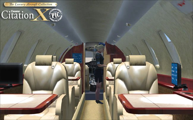 Wilco Cessna Citation X