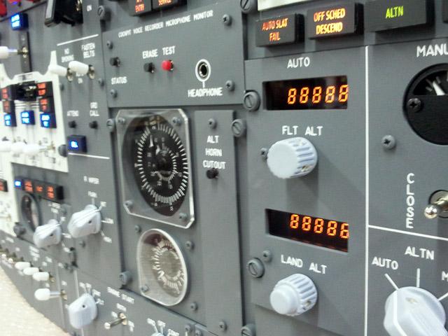 Overhead Aircraft Engine Control Lever : Opencockpits overhead v aerosoft shop