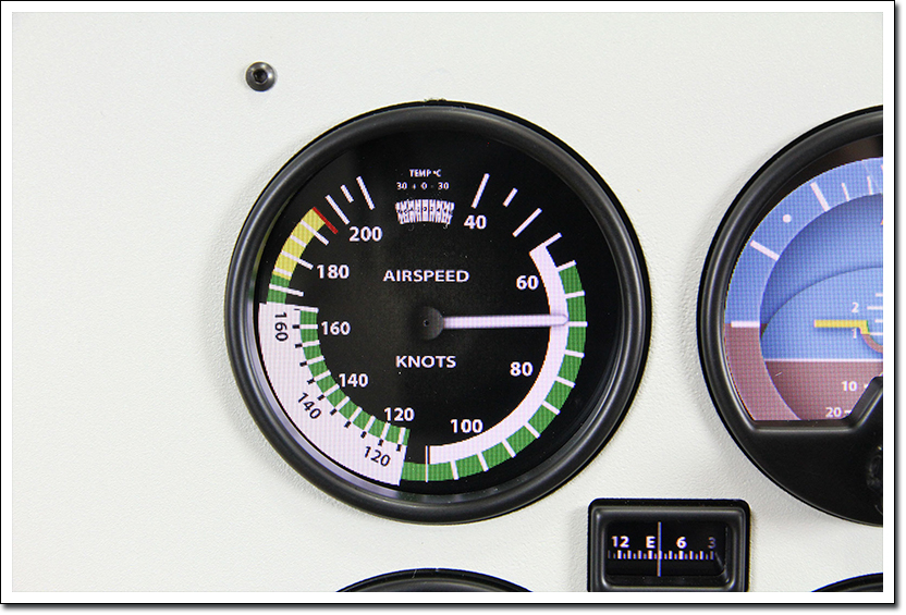 SOLO Flight Panel