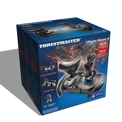 Thrustmaster - T.Flight Hotas 4
