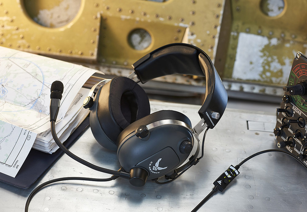 Thrustmaster - T.Flight U.S. Air Force Headset