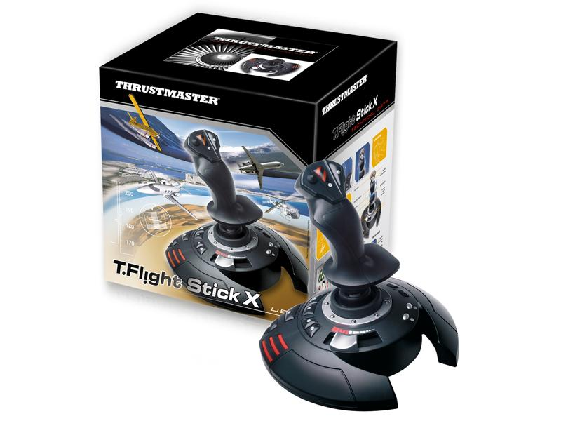 Thrustmaster - T.Flight Stick X
