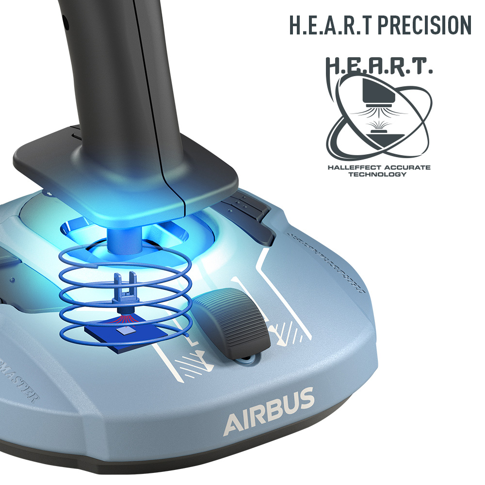 Thrustmaster - TCA Sidestick Airbus Edition
