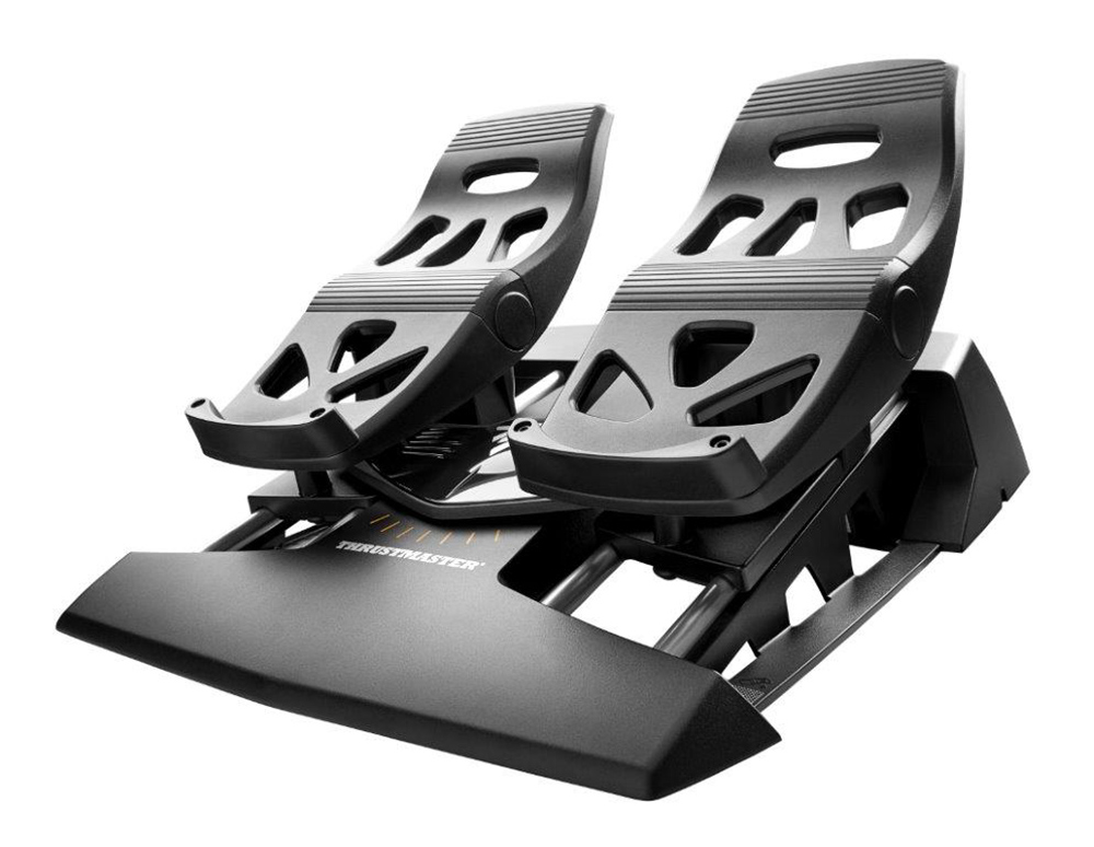 T.Flight Rudder Pedals